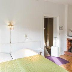 Отель Amber Hotell 3* Стандартный номер с 2 отдельными кроватями фото 4