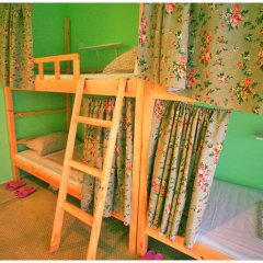 Wheat Youth Hostel Кровать в женском общем номере с двухъярусной кроватью фото 2
