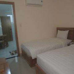 Апартаменты Kelly Serviced Apartment - District 1 Студия Делюкс с различными типами кроватей