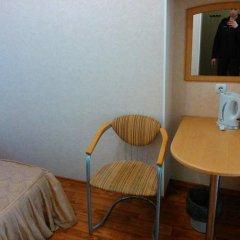Лукоморье Мини - Отель Стандартный номер с двуспальной кроватью фото 2