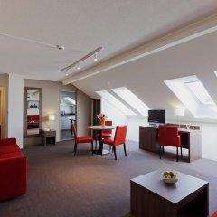 Отель Residence La Reserve Франция, Ферней-Вольтер - отзывы, цены и фото номеров - забронировать отель Residence La Reserve онлайн комната для гостей фото 3