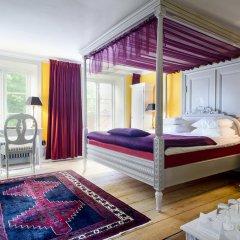 Отель Hellstens Malmgård 3* Улучшенный номер с различными типами кроватей фото 2
