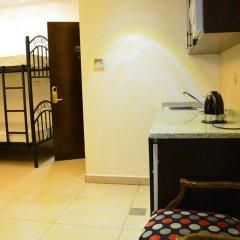 Nadine Boutique Hotel 3* Кровать в общем номере с двухъярусной кроватью