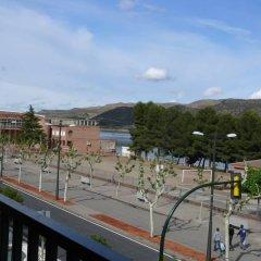 Отель Hostal Rodes балкон