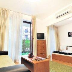 Апартаменты King Apartments Студия с различными типами кроватей фото 3