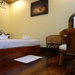Отель Villa Somphong 2* Номер Делюкс с 2 отдельными кроватями фото 7