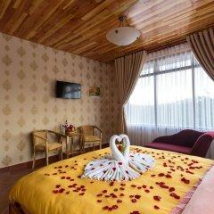 Отель Zen Valley Dalat Улучшенный номер фото 4