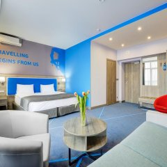 Гостиница Старт Номер Премиум двуспальная кровать