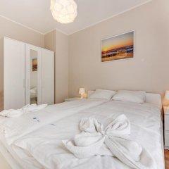 Апартаменты Apartinfo Chmielna Park Apartments Улучшенные апартаменты с различными типами кроватей фото 15