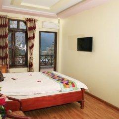 Pinocchio Sapa Hotel - Hostel Номер Делюкс с различными типами кроватей фото 3