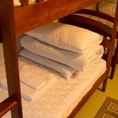 Citrus Hostel Кровать в общем номере с двухъярусной кроватью фото 7