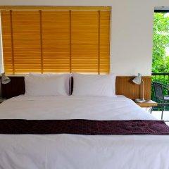 Отель The Umbrella House 3* Номер Делюкс с различными типами кроватей фото 15