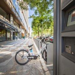 Отель Colon Suites Мадрид парковка