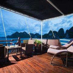 Отель Pelican Halong Cruise бассейн фото 3