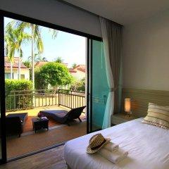 Отель The Fusion Resort 3* Улучшенный номер с 2 отдельными кроватями фото 2