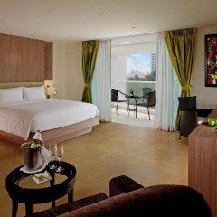 Centara Pattaya Hotel 4* Номер Делюкс с различными типами кроватей фото 4