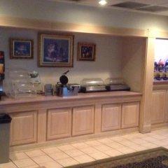 Отель extend a suites в номере
