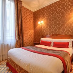 Hotel De Seine 3* Стандартный номер с различными типами кроватей фото 2