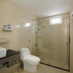 Отель Ruby Tran Phu Street Нячанг ванная