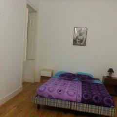 Lisbon Gambori Hostel Стандартный номер с различными типами кроватей фото 16