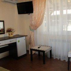 Баунти Отель 2* Стандартный номер с двуспальной кроватью фото 9