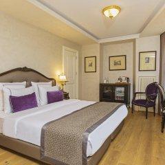 Meroddi Bagdatliyan Hotel 3* Люкс с различными типами кроватей фото 3