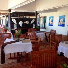 Отель Funky Fish Beach & Surf Resort Фиджи, Остров Малоло - отзывы, цены и фото номеров - забронировать отель Funky Fish Beach & Surf Resort онлайн питание фото 2