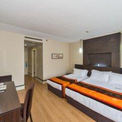 Hotel Beyaz Saray 4* Стандартный семейный номер с двуспальной кроватью фото 2