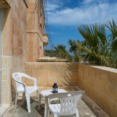 Отель Villa Al Faro Стандартный номер с двуспальной кроватью (общая ванная комната) фото 4