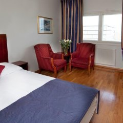 Park Inn by Radisson Oslo Airport Hotel West 3* Стандартный номер с различными типами кроватей фото 9