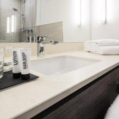 Отель H'Otello B'01 3* Стандартный номер с различными типами кроватей фото 5
