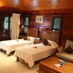 Отель Cerf Island Resort 4* Стандартный номер с различными типами кроватей фото 3