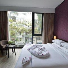 Hanoi Emerald Waters Hotel Trendy 3* Номер Делюкс с различными типами кроватей фото 22