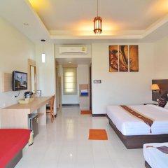 Отель Golden Bay Cottage 3* Бунгало Делюкс с различными типами кроватей фото 15