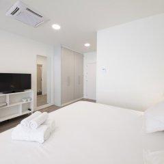 Отель Pension T5 Donostia Suites Улучшенный номер с различными типами кроватей фото 5