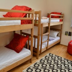 Like Hostel Tbilisi Кровать в общем номере с двухъярусной кроватью фото 7