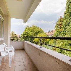 Апарт-Отель Vila Bulevar балкон