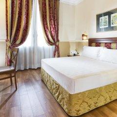 Отель Milton Roma 4* Стандартный номер фото 7