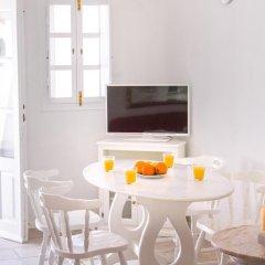 Отель Casa Francesca & Musses Studios питание