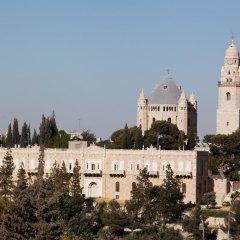 The Inbal Jerusalem Израиль, Иерусалим - отзывы, цены и фото номеров - забронировать отель The Inbal Jerusalem онлайн приотельная территория