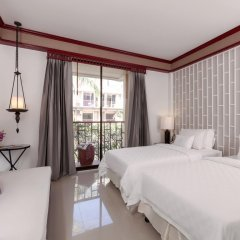 Отель New Patong Premier Resort 3* Улучшенный номер с двуспальной кроватью фото 4