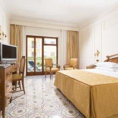 Grand Hotel de la Ville 4* Стандартный номер с различными типами кроватей фото 3