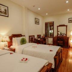 Hanoi Chic Hotel комната для гостей фото 10