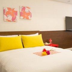 ECFA Hotel Ximen 2* Стандартный номер с различными типами кроватей фото 4