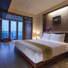 Отель Serenity Coast All Suite Resort Sanya 5* Люкс с различными типами кроватей фото 4