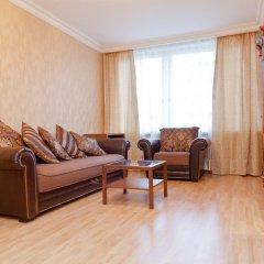 Апартаменты Apartments at Arbat Area комната для гостей фото 2