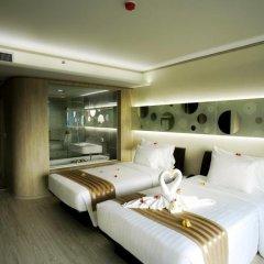 The Pattaya Discovery Beach Hotel Pattaya 4* Улучшенный номер с двуспальной кроватью фото 16