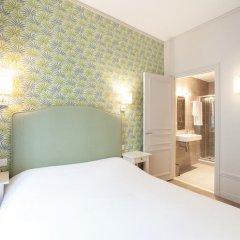 Отель Hôtel Vaubecour Франция, Лион - отзывы, цены и фото номеров - забронировать отель Hôtel Vaubecour онлайн комната для гостей фото 3