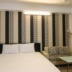 Апартаменты Smiley Apartment комната для гостей фото 5