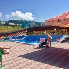Гостиница Вилла Николетта бассейн фото 2